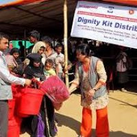 Project Dignity: Local Support for Rohingya Women