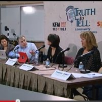 TruthToTell, June 24: ENCORE: COMMUNITY CONNECTIONS V: Deeper Issues of Sulfide Mining – Audio and Video BELOW